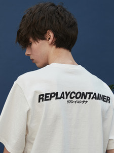 rc sig cotton tee (white)