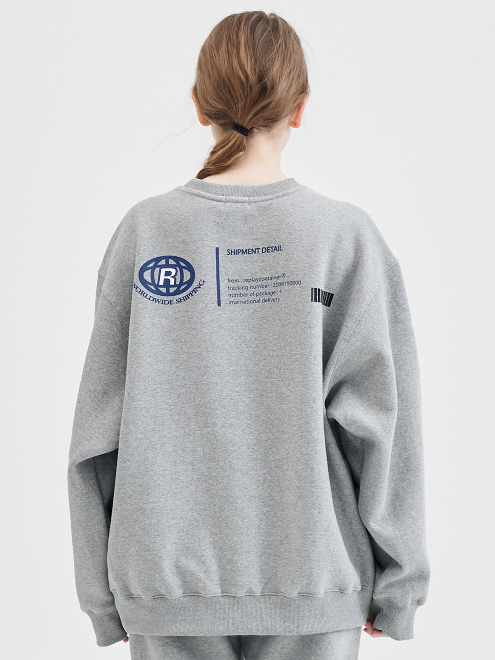 RC Worldwide mtm (gray)